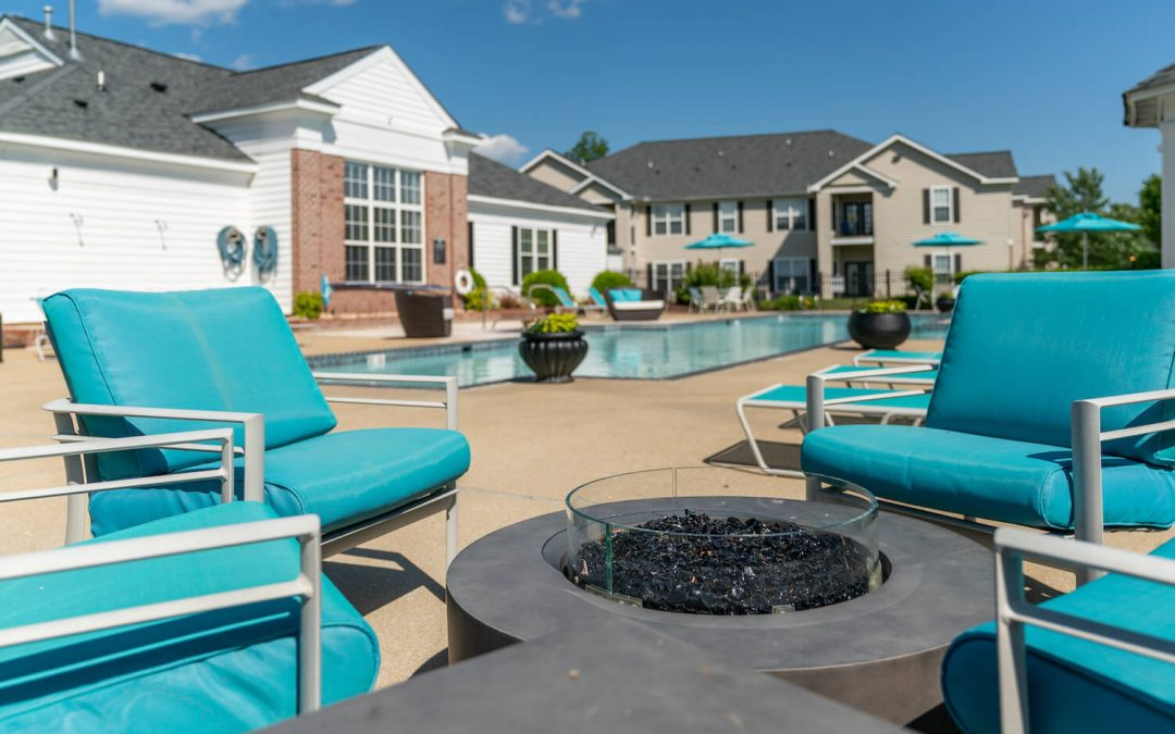 Monticello at Powhatan Recognized in Top 3 Rated Apartments in Williamsburg, VA