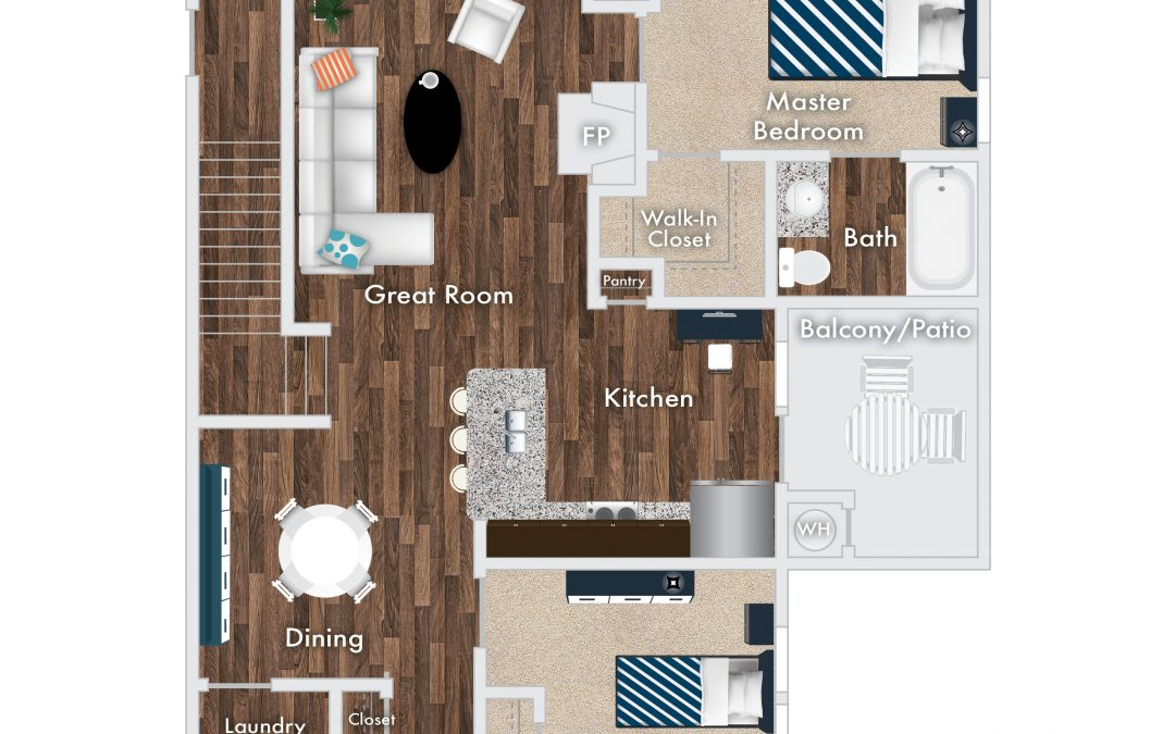 Room To Spare: The Colonnade's Bonus Room